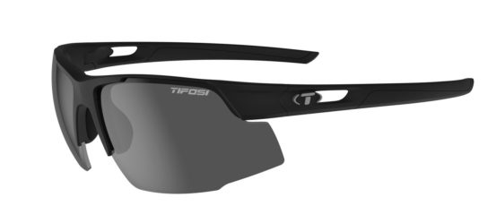 All black golf sunglasses