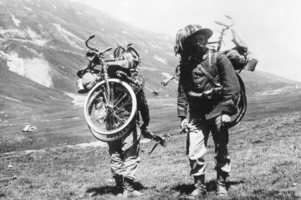 The Lesser-Known History of Military Bicycles