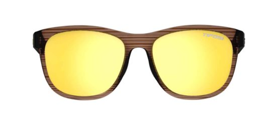 yellow mirror sunglasses front