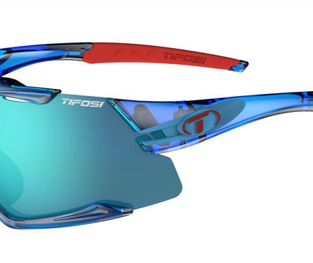 road bike blue lens sunglasses