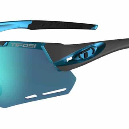 sport performance sunglasses blue