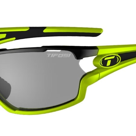 neon green sunglasses frame venting