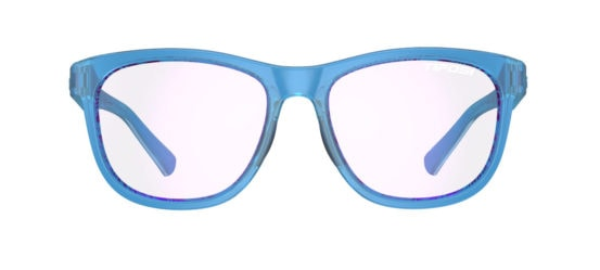 blue gaming glasses