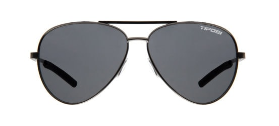 smoke polarized aviators style