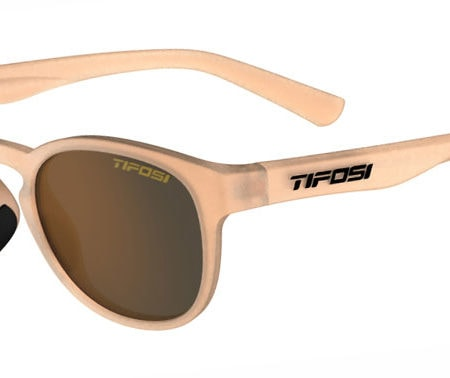 women's brown award winning sunglasses