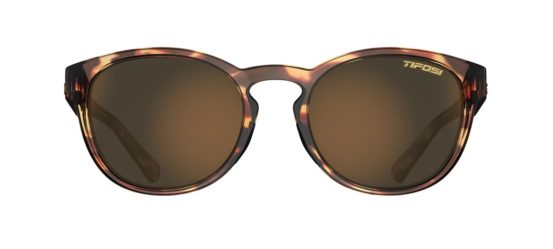 girl's brown sunglasses