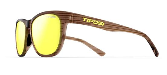 swank woodgrain lifestyle sunglasses