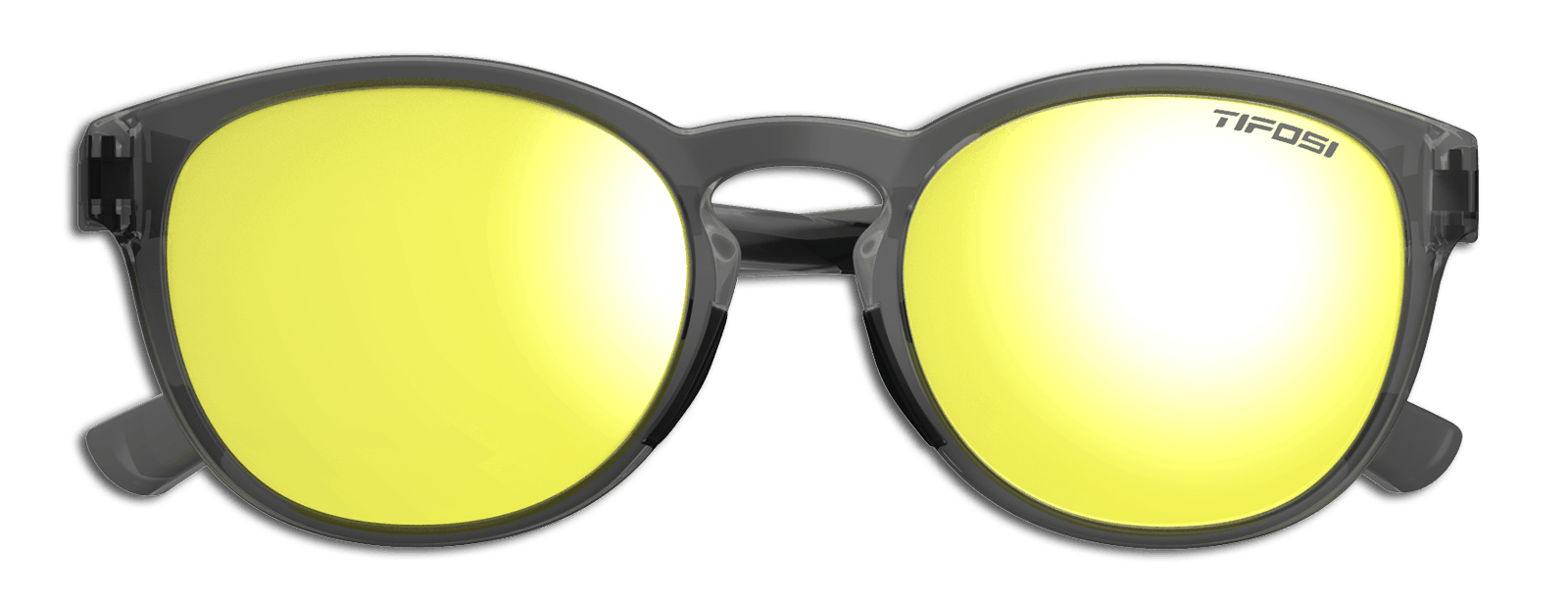 black yellow lifestyle sunglasses