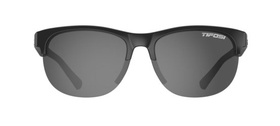 black rimless lifestyle sunglasses