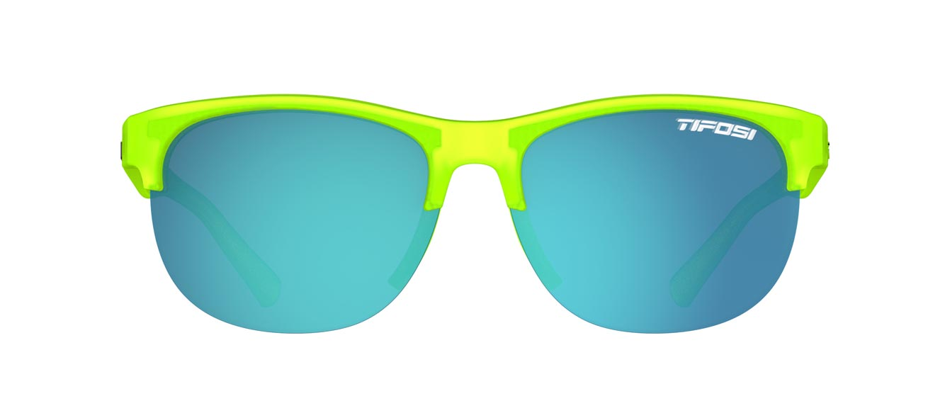 glasses with neon frame