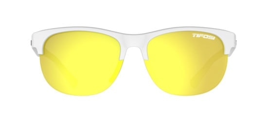 shades with yellow lenses
